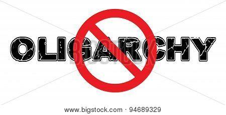 Ban Oligarchy