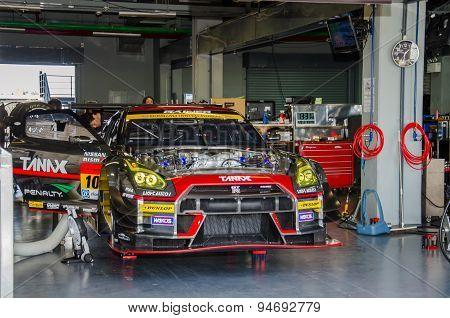 The 2015 Autobacs Super GT