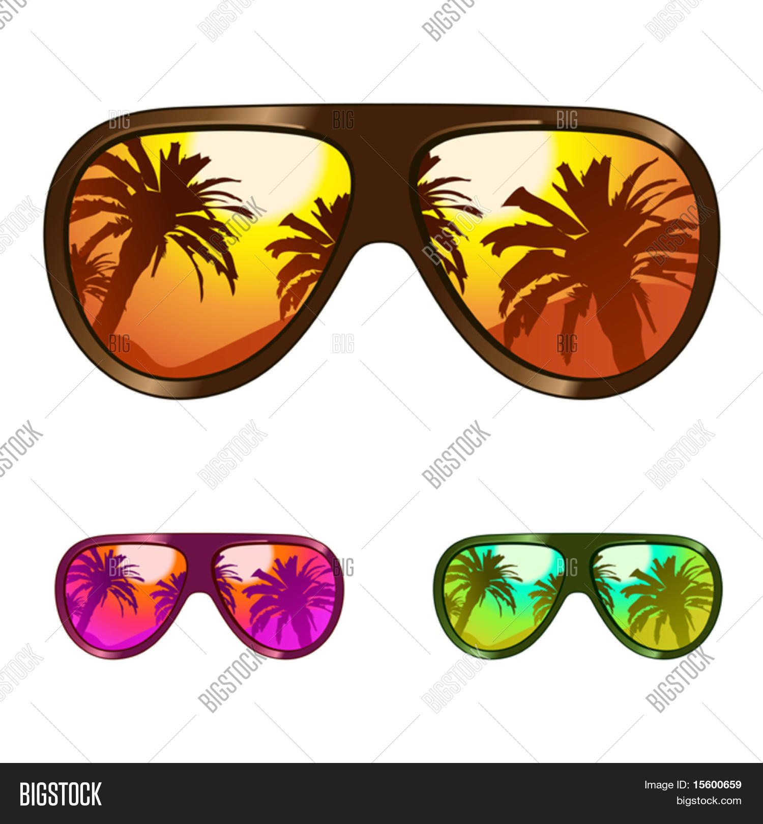 43b7c4706fa Sunglasses Reflection Of Beach 4736
