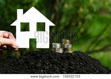 purchase or sale of the apartment, house