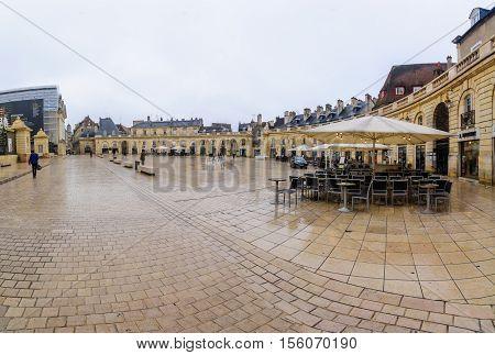 Liberation Square (place De La Liberation), In Dijon