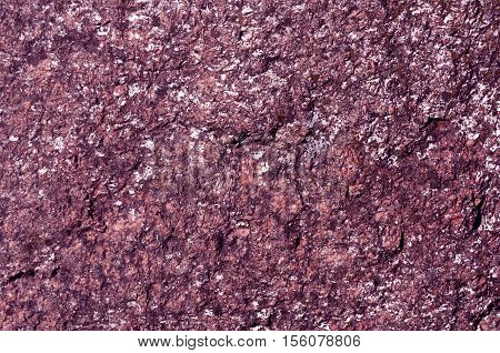 Magenta Toned Stone Texture.