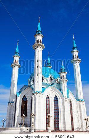 The Kul Sharif Mosque