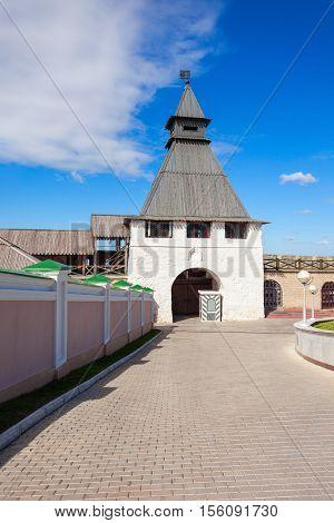 Transfiguration Tower, Kazan Kremlin