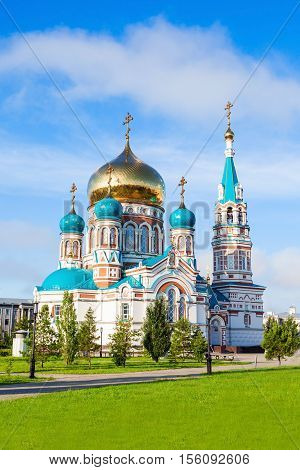 The Dormition Cathedral, Omsk