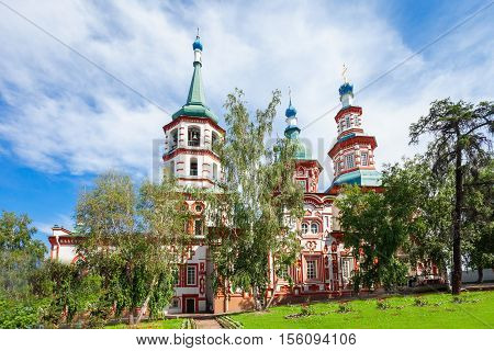 Holy Cross Cathedral, Irkutsk