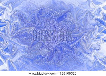 abstract background - blue, shine, irregular pattern.