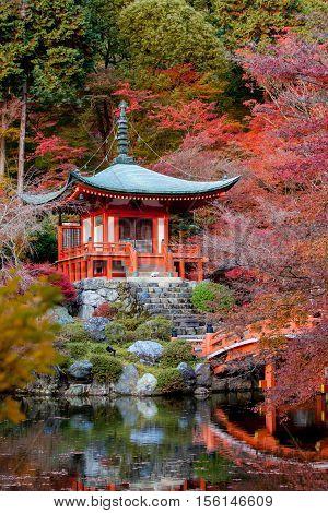 Daigo-ji is a Shingon Buddhist temple in Fushimi-ku Kyoto Japan.