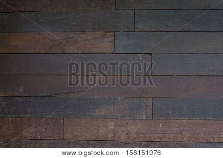 old wood background with wall patern  texture background
