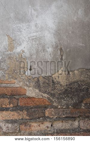 Old grunge brick wall background wall pattern texture background