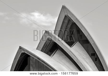 Sydney Opera House New South Wales, Australia.