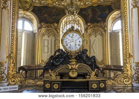 Hotel De Soubise, Archives Nationales, Paris, France