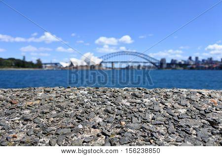 Background Of Sydney  Skyline