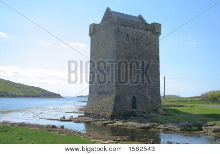 Irish Castle Scene A