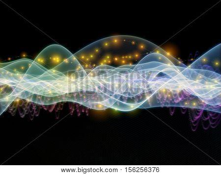 Lights Of Wave