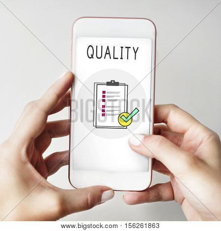 Quality Assurance Clipboard Icon