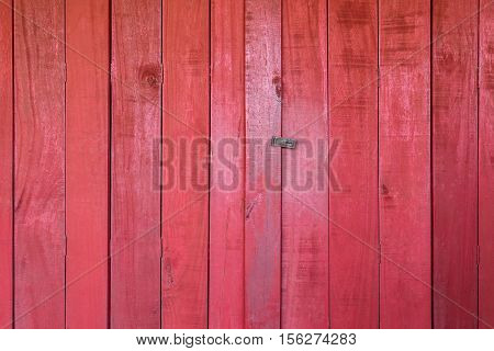 red wood background. red wood texture .
