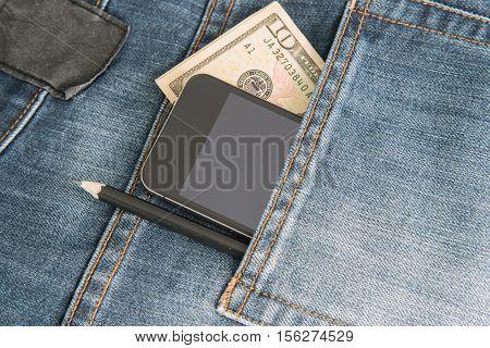 Creative idea exchange dollar bill,Business concept make money dollar,Idea exchange money