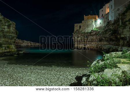 BEACHES OF Beach Polignano a Mare - Apulia - Italy