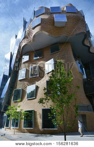 Dr Chau Chak Wing Building Sydney New South Wales Australia