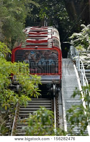Katoomba Scenic World Scenic Railway New South Wales Australia