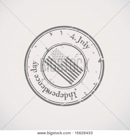 Independence Day Stamp