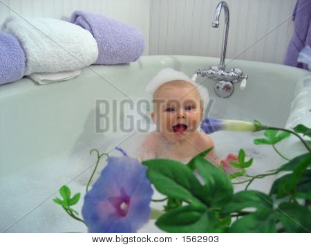 Bubble Bath Baby