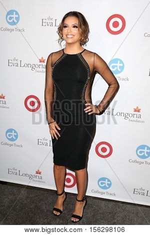 LOS ANGELES - NOV 10:  Eva Longoria at the 5th Annual Eva Longoria Foundation Dinner at Four Seasons Beverly Hills  on November 10, 2016 in Beverly Hills, CA