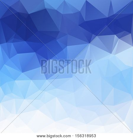 Abstract poligonal textured background in vector graphics.