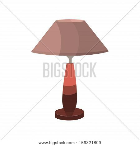 Lamps furniture light design electric vector illustration. Electricity floor lamps and table lamps. Lamps decoration modern, classic bright bulb. Energy interior equipment lantern sign.