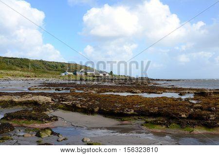 Kildonan beach on the Isle of Arran