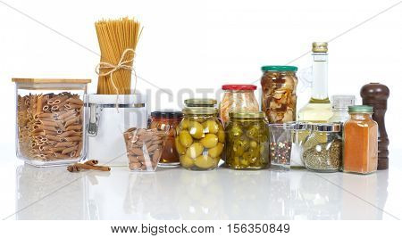 Pickles food and spices