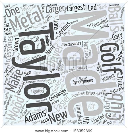 Taylor Made word cloud concept text back ground