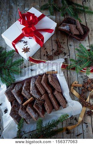 Mostaccioli Neapolitan Biscuits