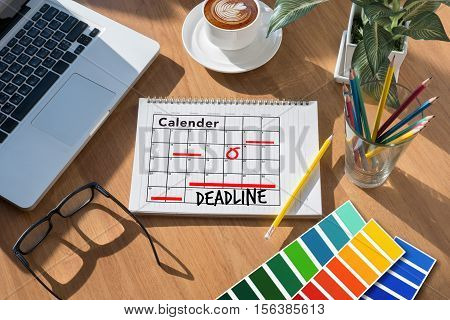 Deadline Job Work Events Planner Organizer agenda, attention, can, content, deadline,