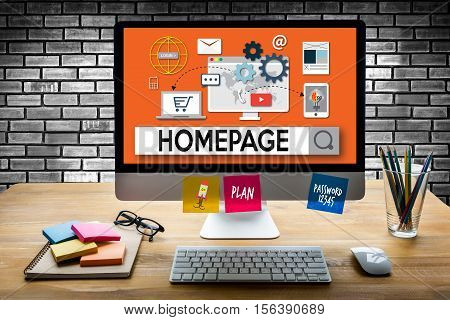 Homepage Global  Address Browser Homepage   Internet Website Design Software Media Www