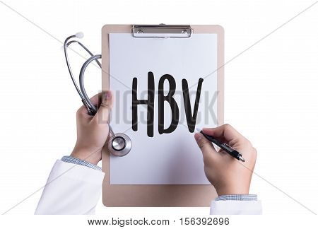 HBV hepatitis B virus Hepatitis B virus (HBV) (PDB 1QGT) poster