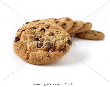 Chocolate Chip Cookies 3 (path Included)