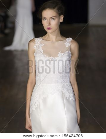 Rivini By Rita Vinieris - Fall 2017 Collection - New York Fashion Week Bridal