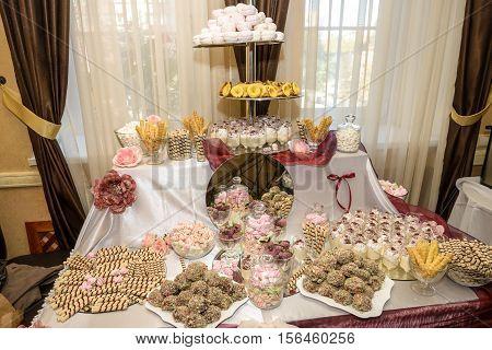 Candybar Table Restaurant