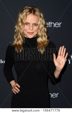 LOS ANGELES - NOV 11:  Mircea Monroe at the Annual Baby Ball in honor of World Adoption Day at NeueHouse on November 11, 2016 in Los Angeles, CA