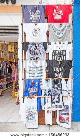 Ibiza  Souvenir T-shirts