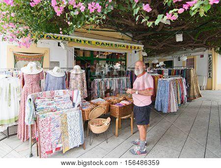 Ibiza Vincent Ganesha Store