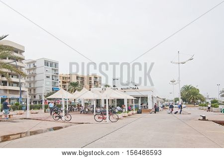 Maritime Station Port