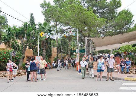 Hippy Market Es Canar Ibiza