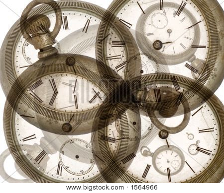 Time Collage