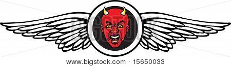 Wing Devil Icon