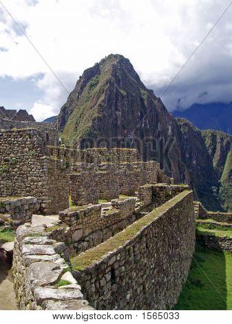 Macchu Pichu Ii Peru