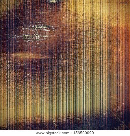 Grunge texture, scratched surface or vintage background. With different color patterns: yellow (beige); brown; red (orange); purple (violet); black; pink