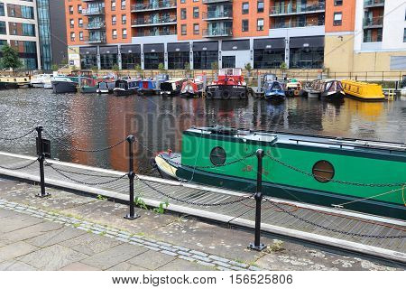 Leeds Waterway